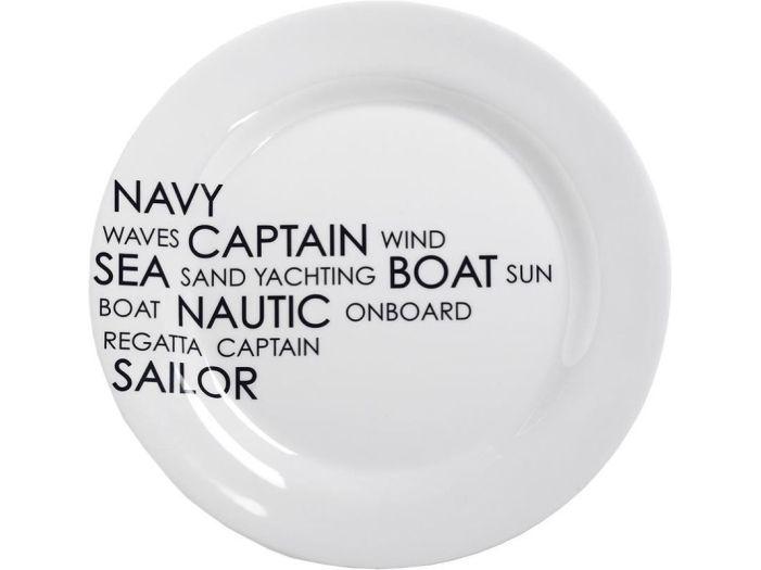 SEA тарелка обеденная, набор 6 шт.