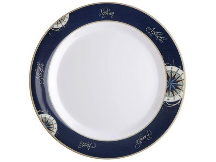 OCEANS тарелка плоская, набор 6 шт.