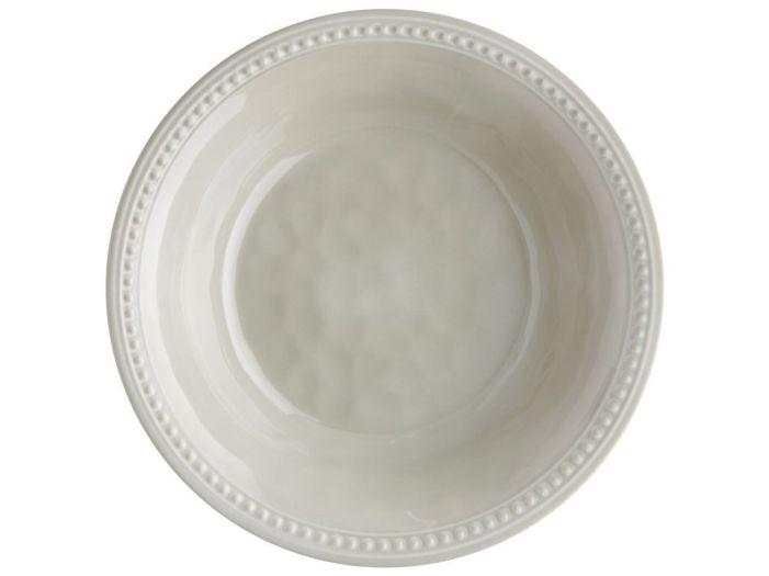 HARMONY тарелка глубокая, песочная набор 6 шт.
