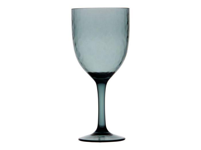 HARMONY бокалы голубые для вина, набор 6 шт.