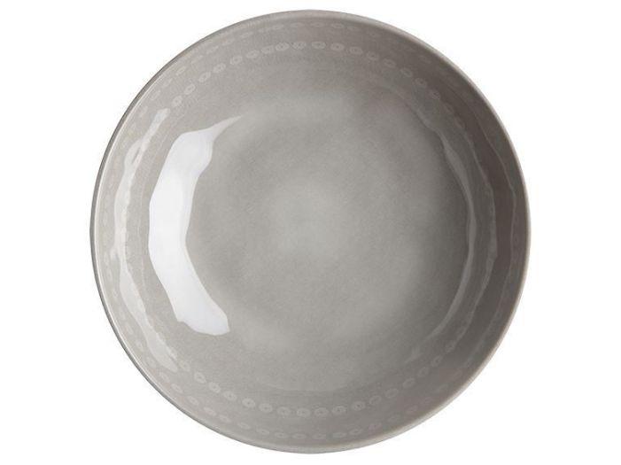 HARMONY тарелка глубокая, кокосовая набор 6 шт.