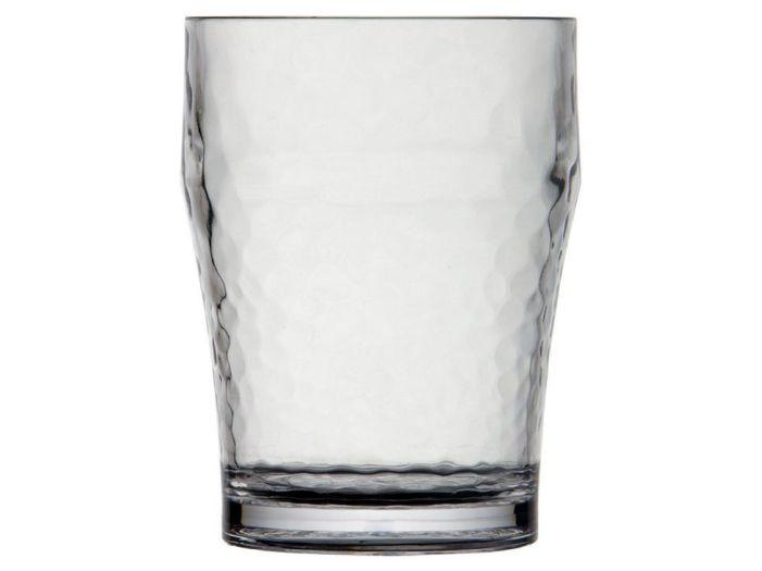 ROSETTE Набор бокалов для воды, цвет льда набор 6 шт.