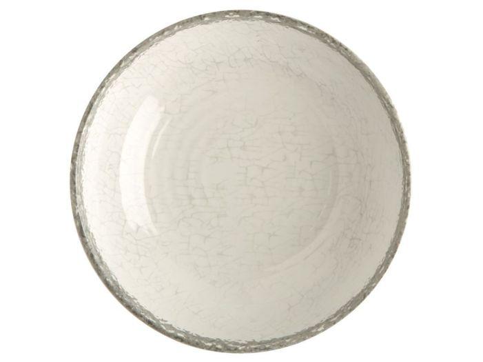 TOSCANA тарелка глубокая, цвета слоновой кости набор 6 шт.