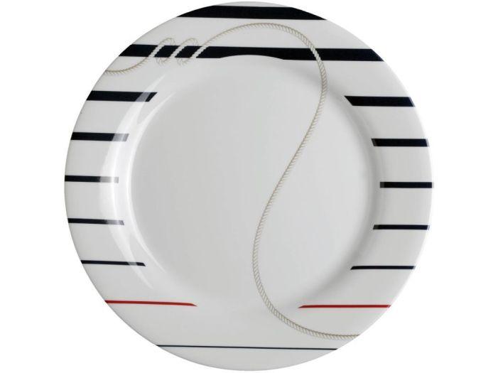 CANNES тарелка обеденная с нескользящей основой