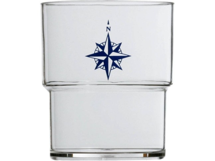 NORTHWIND стакан (вставляются друг в друга), набор 12 шт.