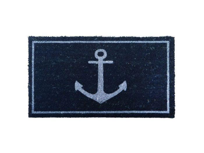 Декоративный коврик Anchor Blue