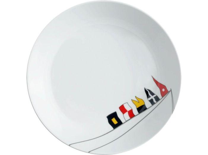 REGATA тарелка для супа с нескользящей основой, набор 6 шт.
