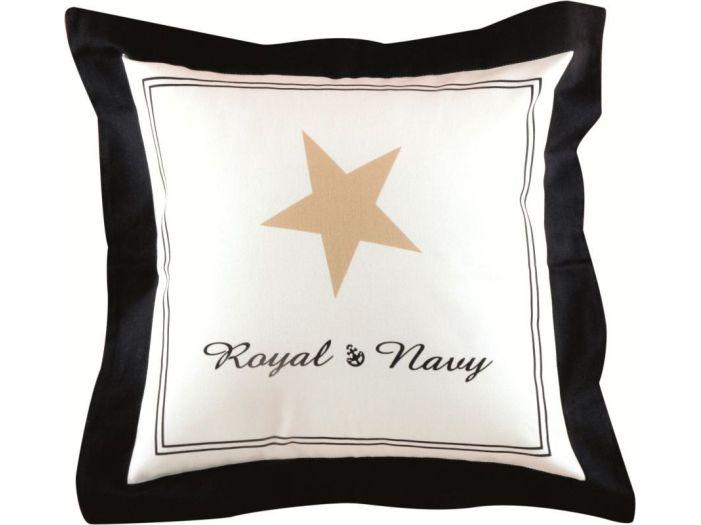 ROYAL бежевая декоративная подушка 40 x 40 см