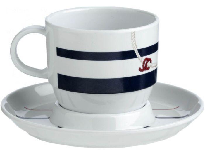 CANNES чайная чашка с блюдцем