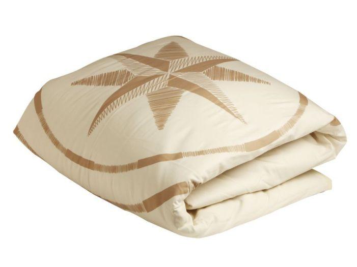 FREE STYLE двухспальное одеяло, бежевое