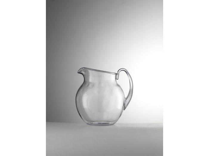 MARIO GIUSTI Кувшин для воды PALLINA, шарообразный, прозрачный