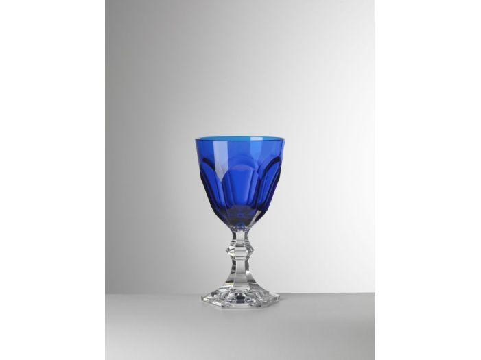 MARIO GIUSTI Бокал для вина Dolce Vita Vino, синий
