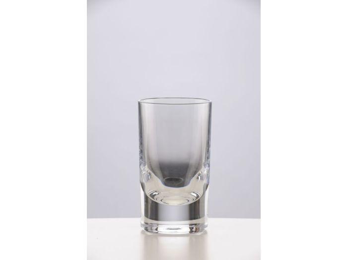 MARIO GIUSTI Стакан для воды Whiskey, прозрачный