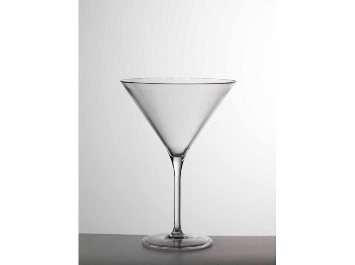 MARIO GIUSTI Бокал для мартини Martini, прозрачный