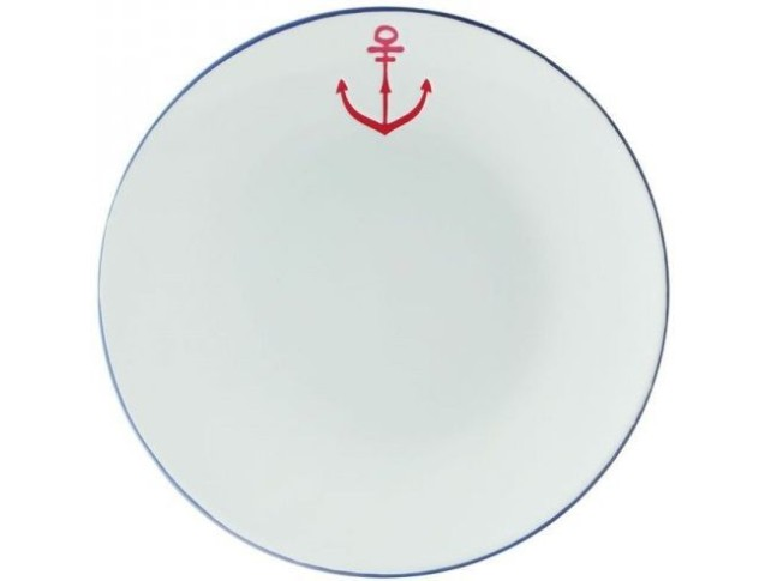 BATELA Набор тарелок Anchor 17,5 см