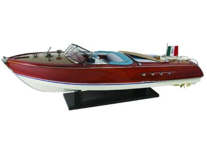 Модель яхты Riva 87 см