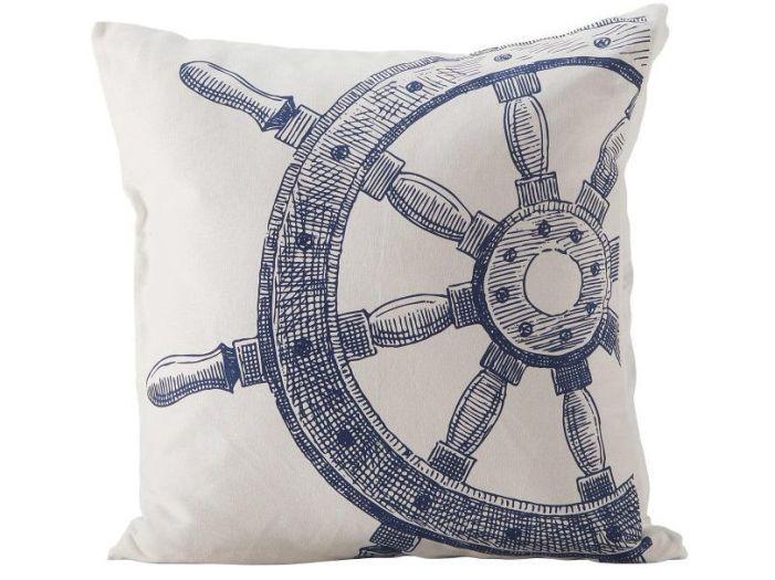 Декоративная подушка Rudder