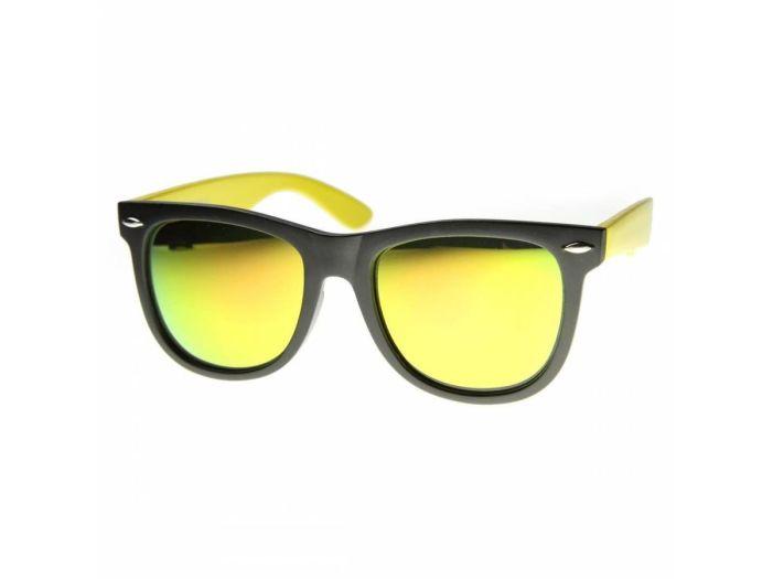 Очки Retro Yellow