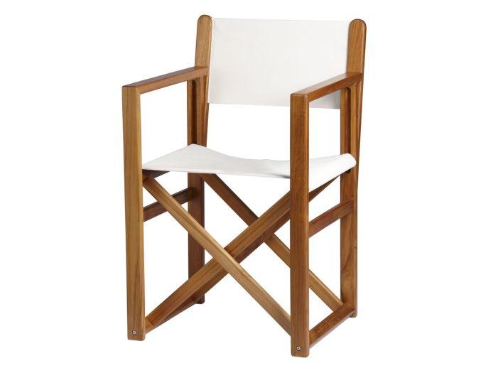 Кресло складное дерево