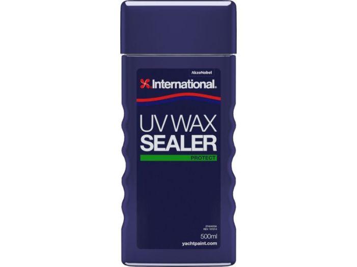 Защита от ультрафиолетовых лучей UV WAX SEALER