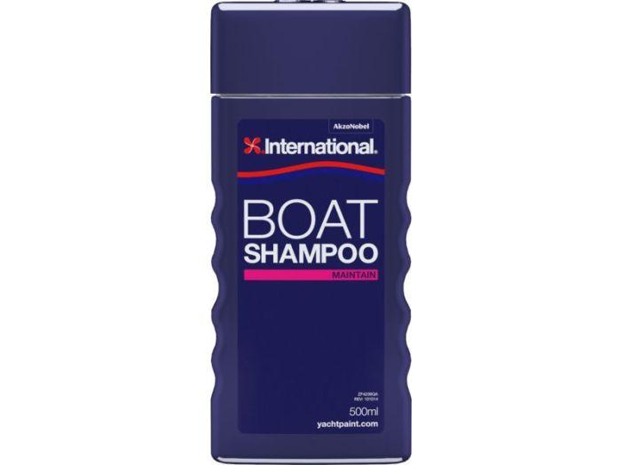 INTERNATIONAL Очиститель надводной части BOAT SHAMPOO 0,5 л
