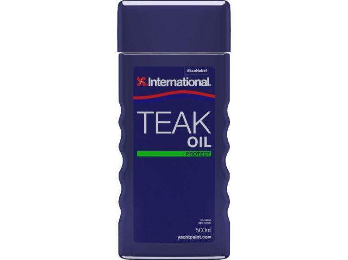 Масло тиковое TEAK OIL 0,5 л