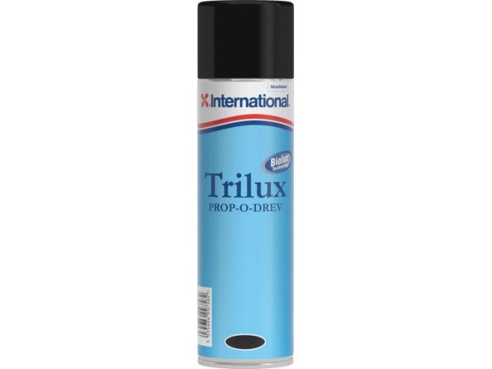 Краска TRILUX PROP-0-GREV. черная аерозоль. 0.5 л
