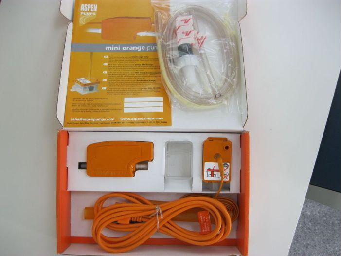 Помпа кондиционера 230в (оранж)