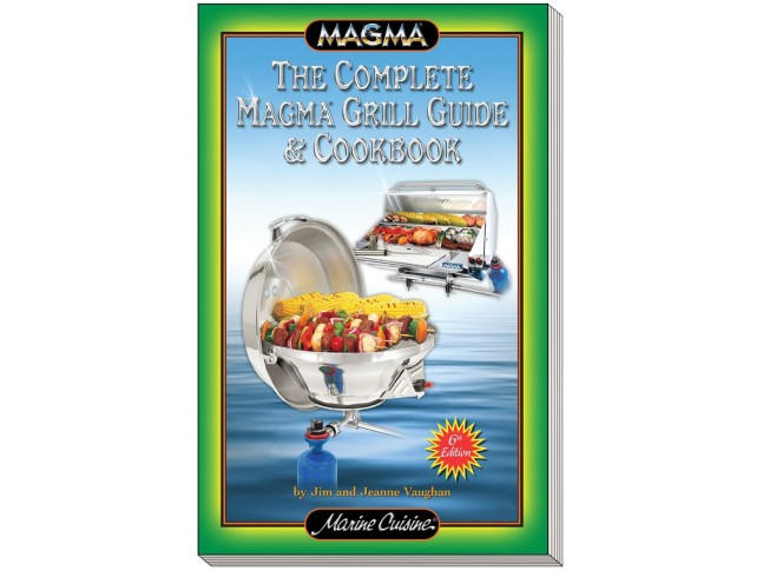 Книга Magma Рецепты (A10-270)