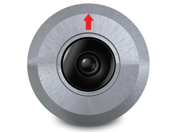 Eyes HD Ocean Camera - Steel Bezel