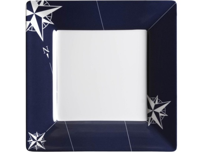 NORTHWIND квадратная десертная тарелка ✵, набор 6 шт.