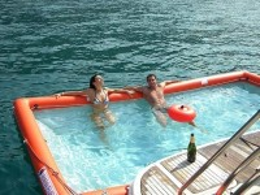 Бассейн для яхт XL (4,3 x 2,5 m)