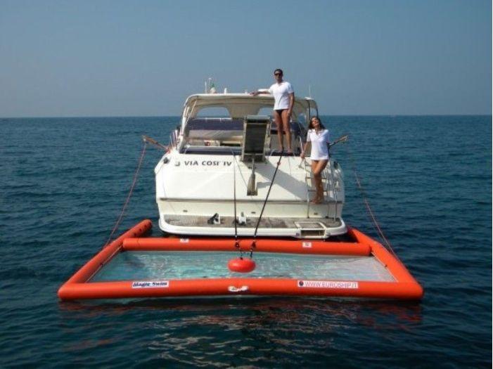 Бассейн для яхт XXL (5,5 x 2,5 m)