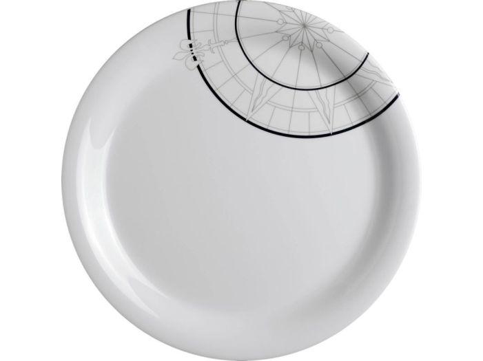 POLARIS тарілка обідня, набір 6 шт.