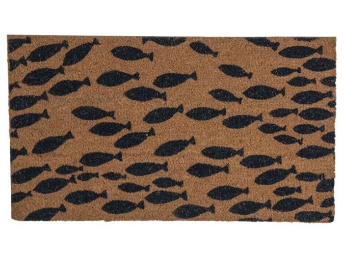Batela коврик FISH, 70 x 40 см.