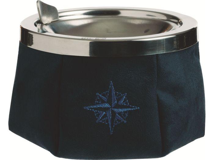 WINDPROOF Cloth пепельница синяя, замша