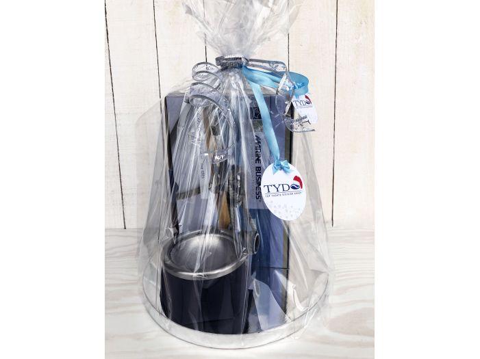 Подарочный набор - Пепельница и стаканы для виски