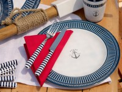тарелка обеденная SAILOR SOUL набор 6 шт
