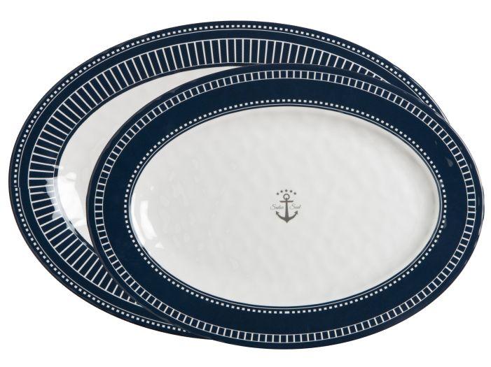 SAILOR SOUL сервировочные тарелки, 2 шт.