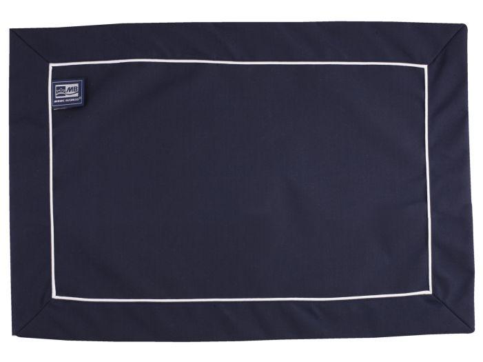 WATERPROOF Коврики под посуду 45х30 см. (6 шт.), синие
