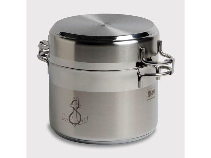 KITCHEN Набор кастрюль 6 предметов, пищевая нержавеющая сталь