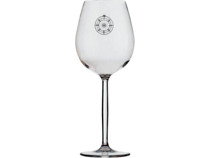 POLARIS бокал винный BOURGOGNE, набор 6 шт.