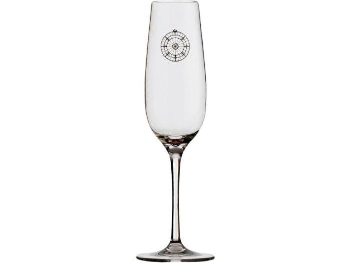 BALI Бокалы для шампанского, набор 6 шт.