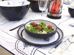 COLUMBUS набор посуды на 6 персон, 24 предмета