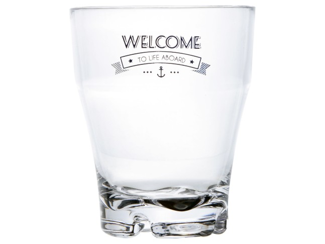 PARTY стакан для воды Welcome, набор 6 шт.