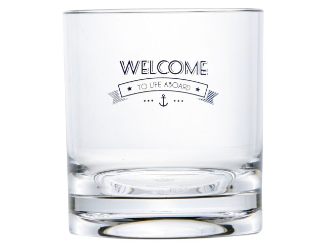 PARTY стакан для виски MS Welcome, набор 6 шт.