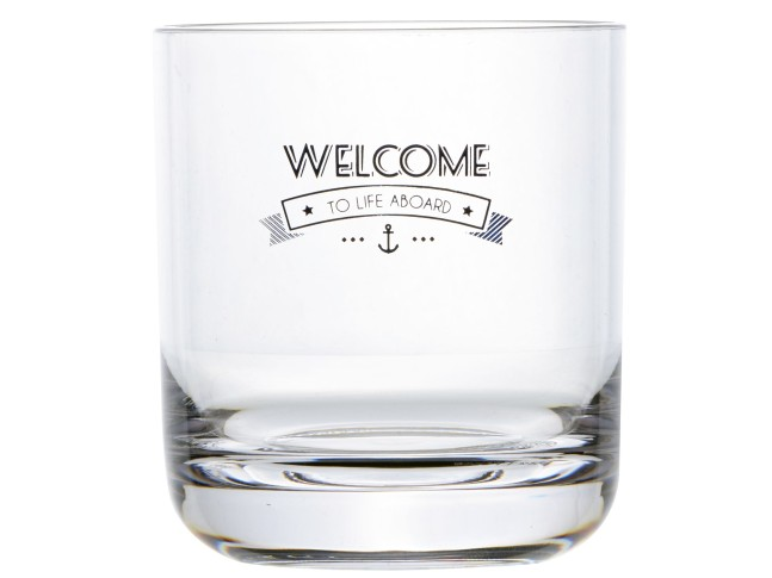 PARTY бокалы для виски PL Welcome, набор 6 шт.