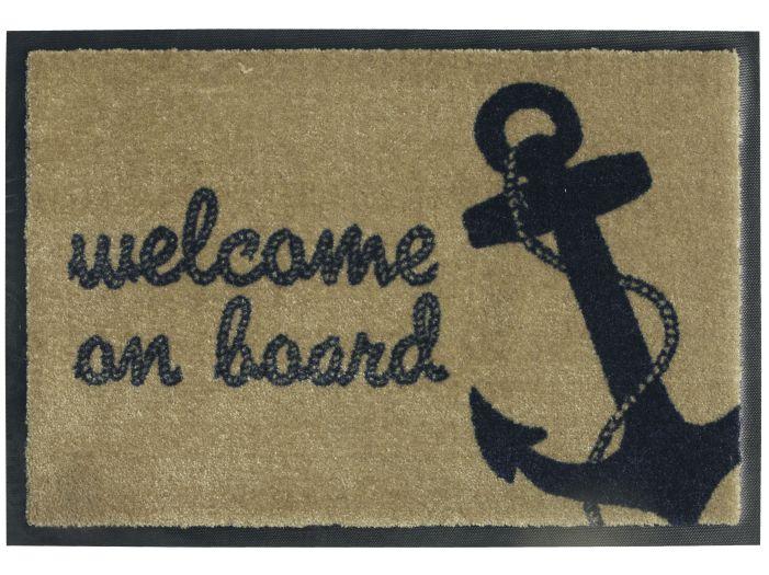 WELCOME коврик