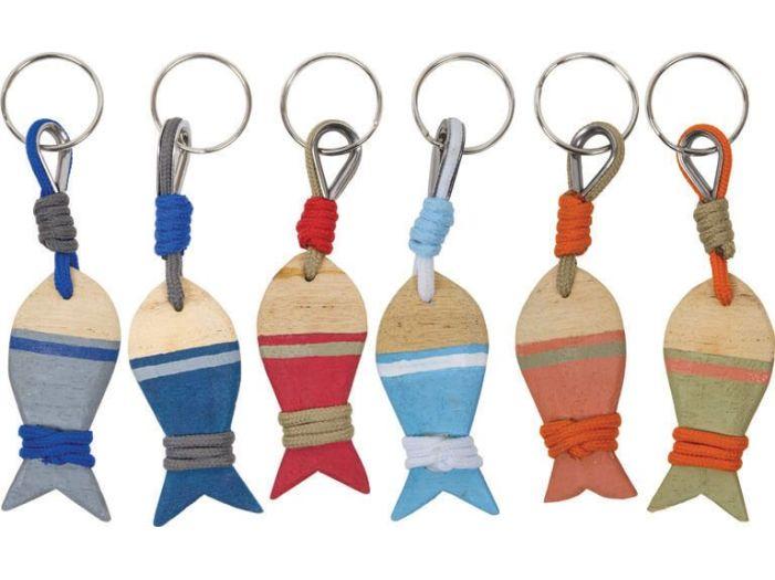 BATELA Брелок для ключей Fish