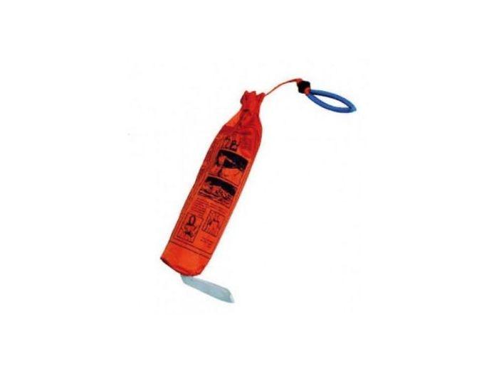 Аварийный мешок - выброска с плавающим линем 28м